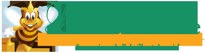 Logo la folie de finfarine bizzbee180